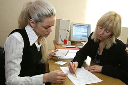 Прием на работу. Споры вокруг личной карточки работника.