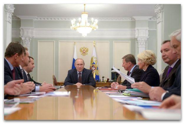 Президент РФ принял решение о заморозке тарифов на год