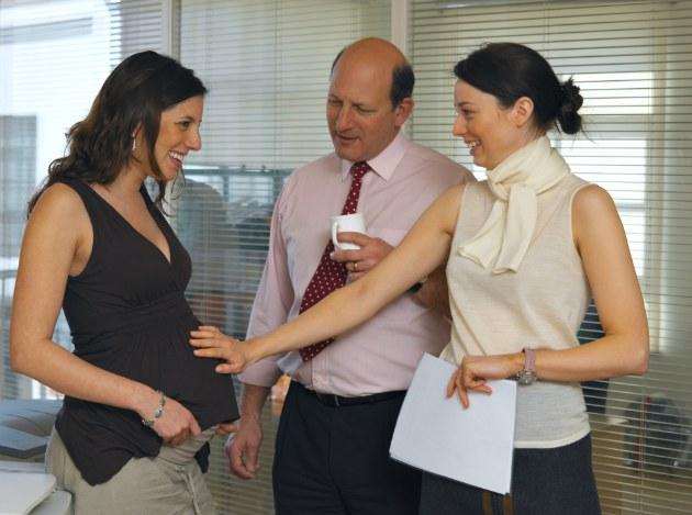 Как не поддаться на шантаж работника. Совет №5. Что делать, если беременная сотрудница провоцирует свое увольнение