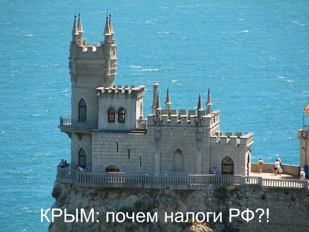 Что нужно знать предпринимателям Крыма про налоги РФ