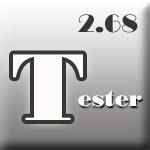 Программа Tester. Обновление до версии 2.68 от 12.01.2015 г.