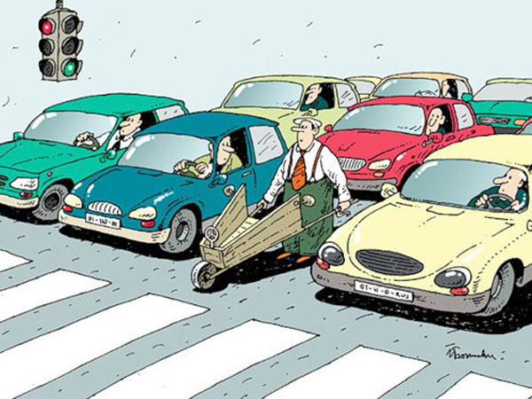 Нужно ли работнику, использующему служебный автомобиль, проходить предрейсовые медосмотры?