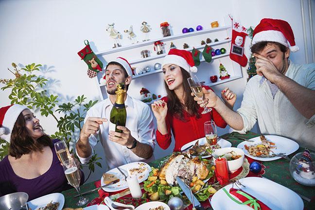 Ежегодный отпуск в Новый год