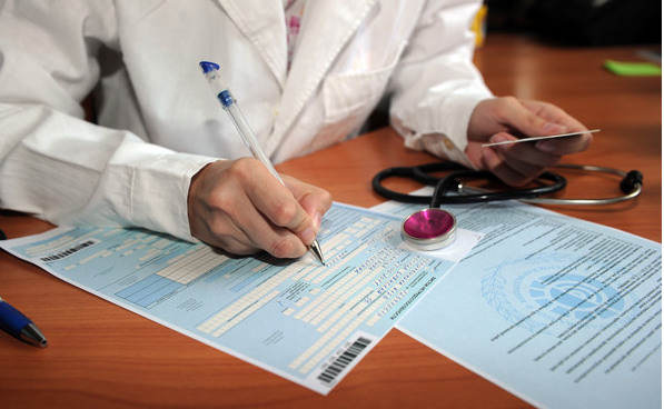 Электронные больничные листки взамен привычных бланков
